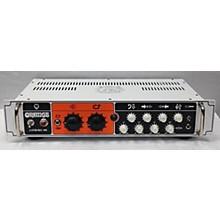 Orange Amplifiers 4 STROKE 500 Bass Amp Head
