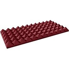 "Auralex 4"" Studiofoam Pyramid 2'x2'x4"" panels (6 pack)"