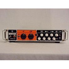 Orange Amplifiers 4-stroke 500 Bass Amp Head