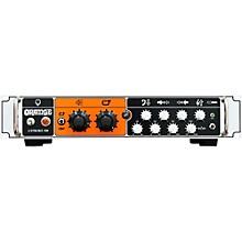 Orange Amplifiers 4-stroke 500W Bass Amp Head Level 1 White