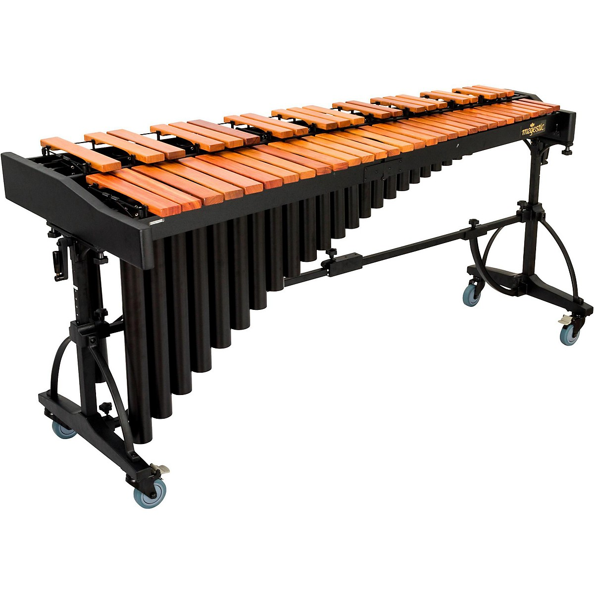 Majestic 4.3-Octave Deluxe Series Marimba with Padauk Bars