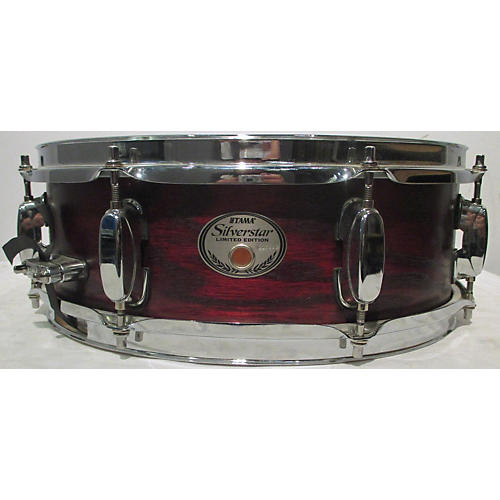 TAMA 4.5X14 Limited Edition Silverstar Snare Drum