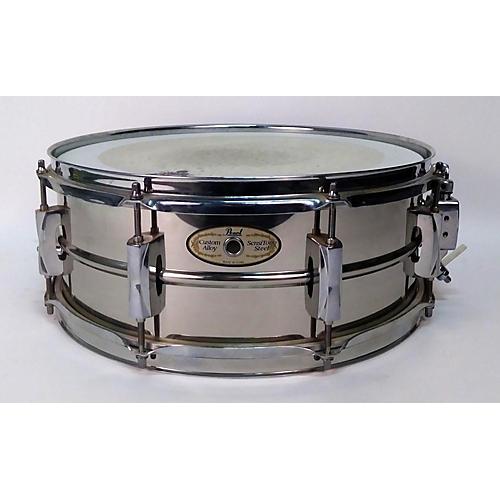 Pearl 4.5X14 Sensitone Snare Drum