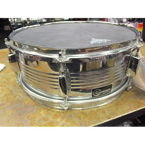Gammon Percussion 4.5X14 Snare Drum