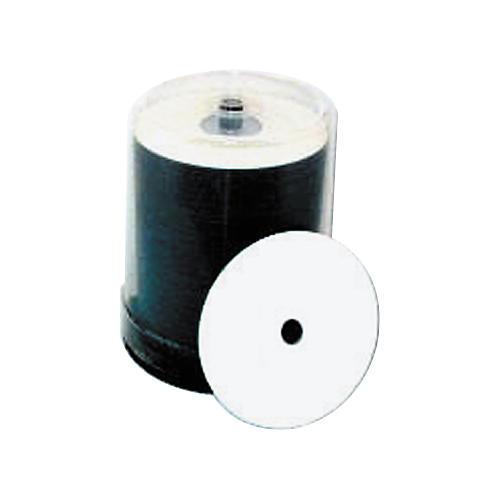 Taiyo Yuden 4.7GB DVD+R, 8X, White Thermal, Everest Hub-Printable, 100 Disc Spindle
