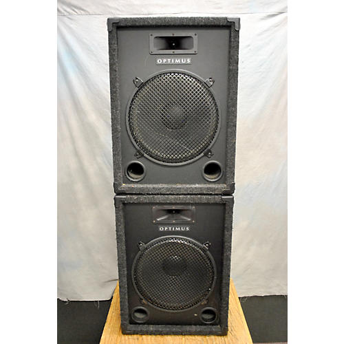 Optimus 40-0115 Pair Unpowered Speaker