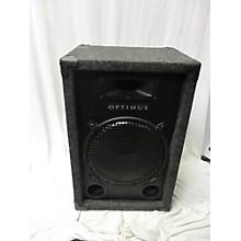 Optimus 400115 Unpowered Speaker