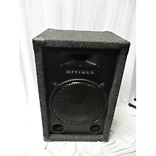 Optimus 400115 Unpowered Speaker