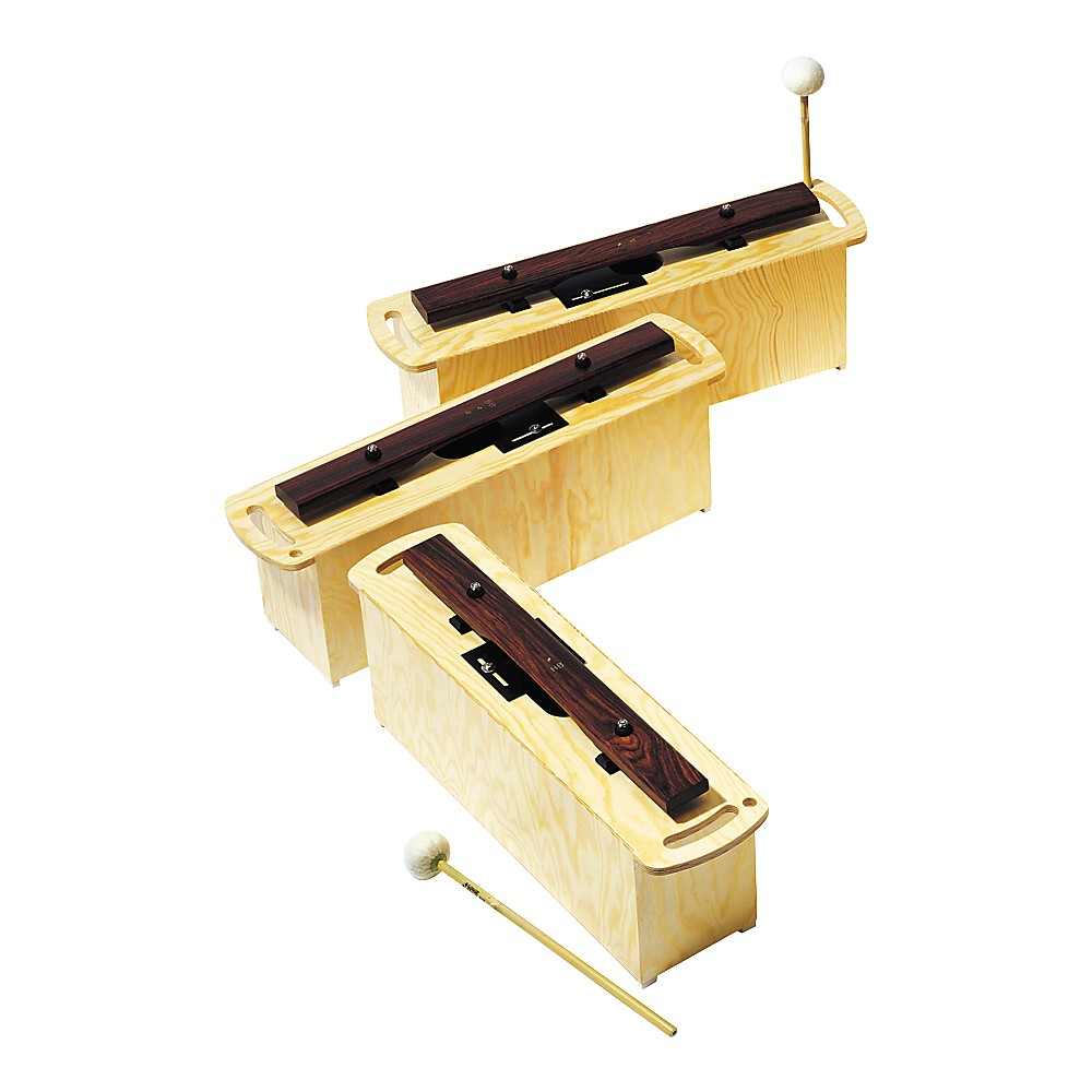 Sonor Contrabass Rosewood Chime Bar  B 1274115055314