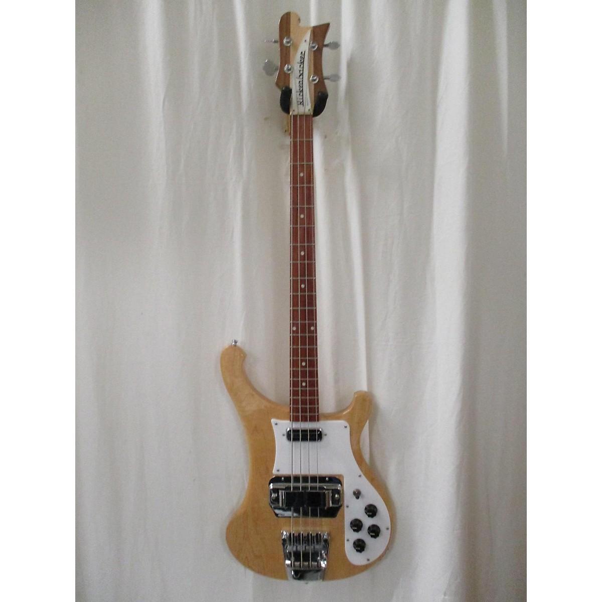 Rickenbacker 4001V63 Electric Bass Guitar