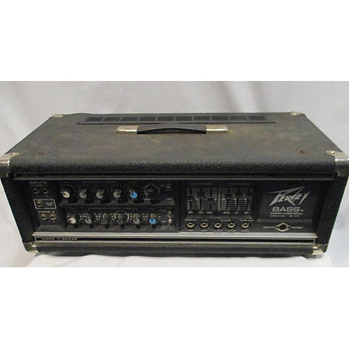 used peavey 400bh bass amp head guitar center. Black Bedroom Furniture Sets. Home Design Ideas
