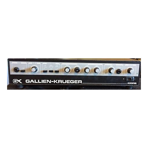 Gallien-Krueger 400RB-IV 280W Bass Amp Head