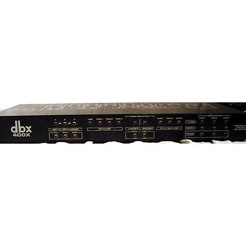 dbx 400X Signal Processor