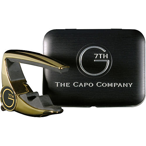 G7th 405 Performance Capo Limited Edition Gold