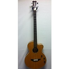 Alvarez 4070 Acoustic Bass Guitar