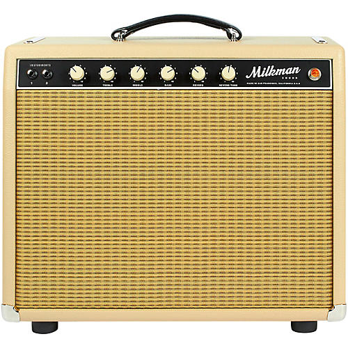 Milkman Sound 40W Pedal Steel Mini 40W 1x12 Tube Guitar Combo Amp