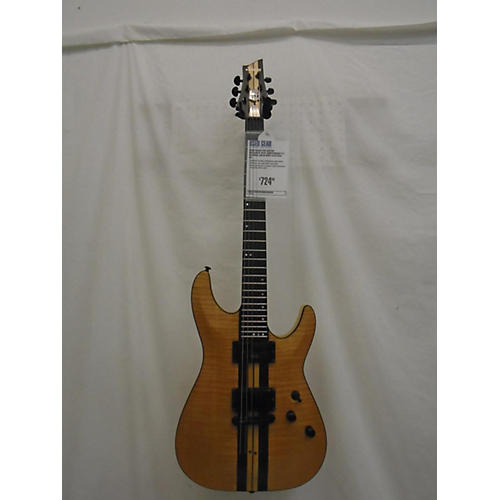 used schecter guitar research 40th anniversary c1 solid body electric guitar natural guitar center. Black Bedroom Furniture Sets. Home Design Ideas