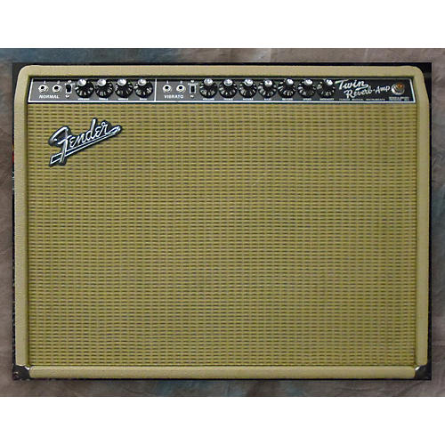 Fender 40th Anniversary Twin Reverb Tube Guitar Combo Amp
