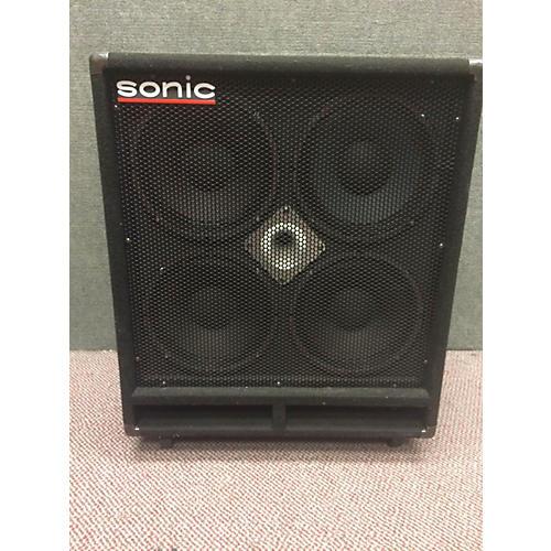 Sonic 410 4x10 Bass Cabinet