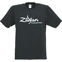 Zildjian Classic T-Shirt Black Extra Extra Large