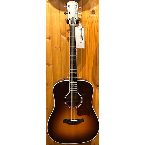 used taylor 410e baritone 6 ltd acoustic electric guitar tobacco sunburst guitar center. Black Bedroom Furniture Sets. Home Design Ideas