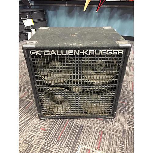 Gallien-Krueger 410SBX PLUS Bass Cabinet