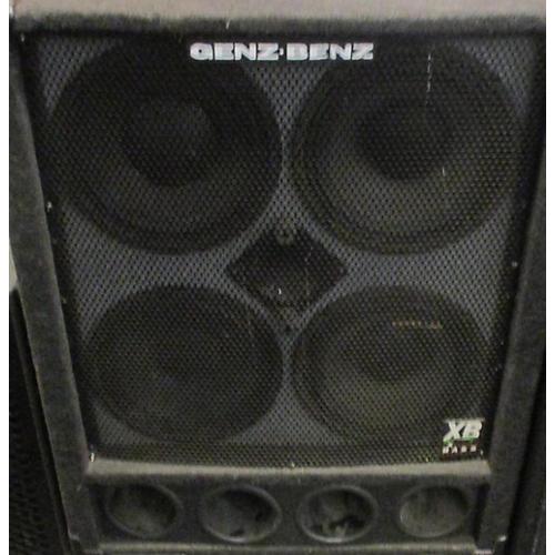Genz Benz 410T-XB2 Bass Cabinet
