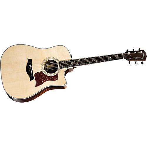 Taylor 410ce-LTD-R Acoustic-Electric Guitar