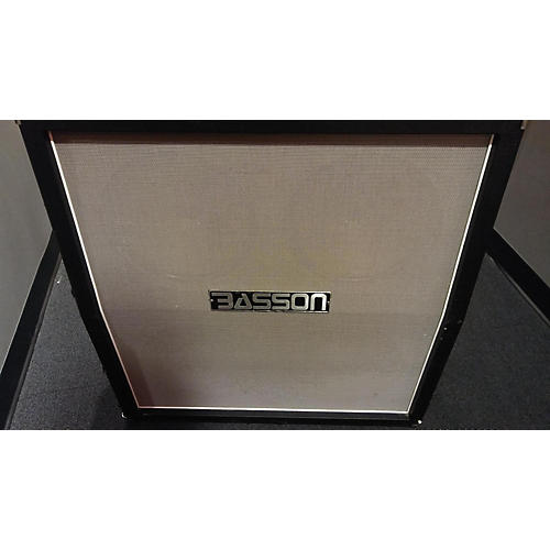 Basson 412 Cabinet Guitar Cabinet