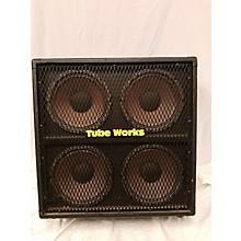 Tubeworks 412 Cabinet Guitar Cabinet