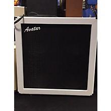 Avatar 412 Cabinet Guitar Cabinet