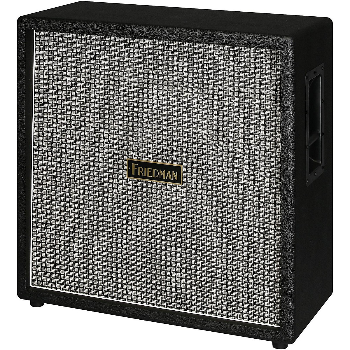 Friedman 412 Checked 170W 4x12 with Celestion Vintage 30 and Greenback Speakers