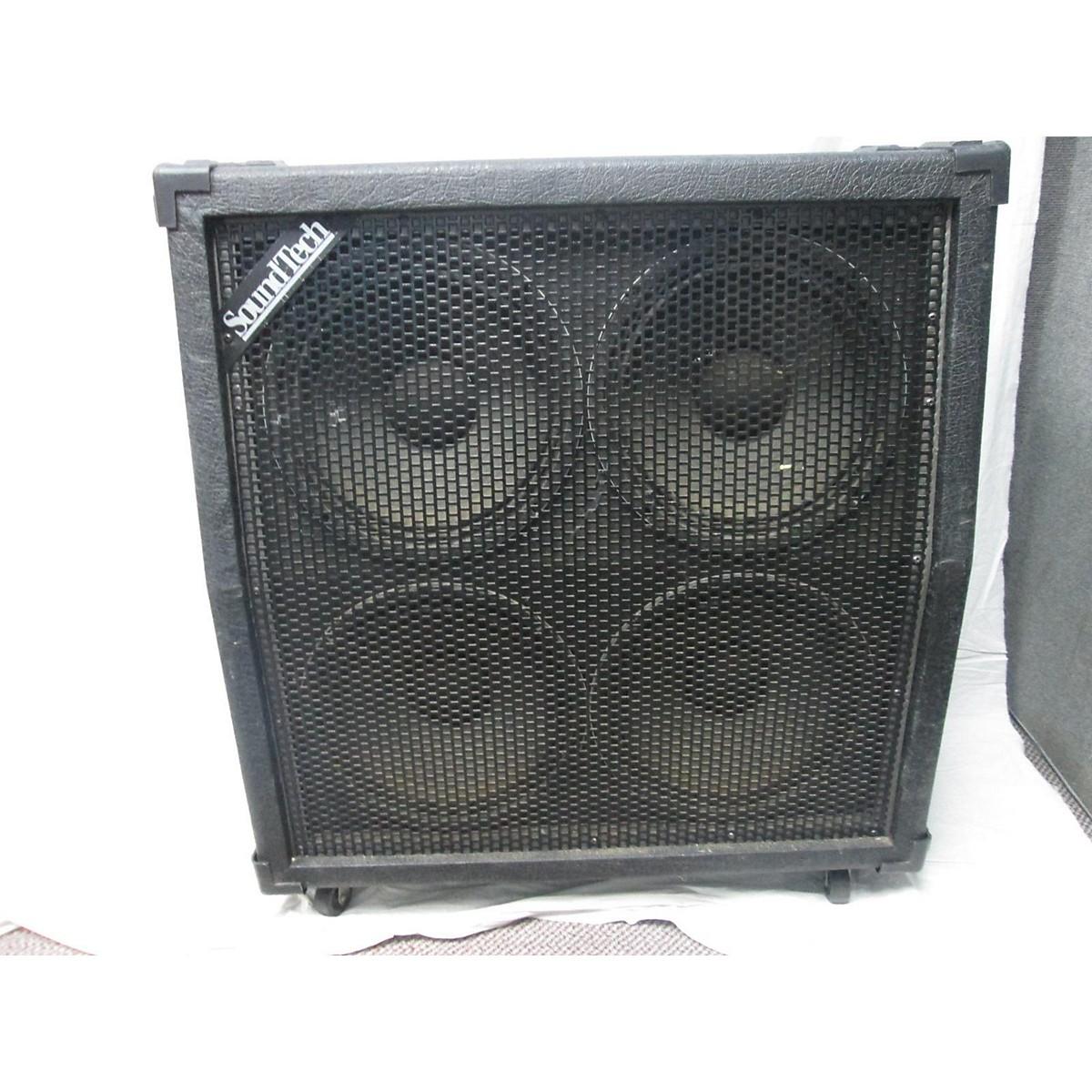 SoundTech 412 Guitar Cabinet