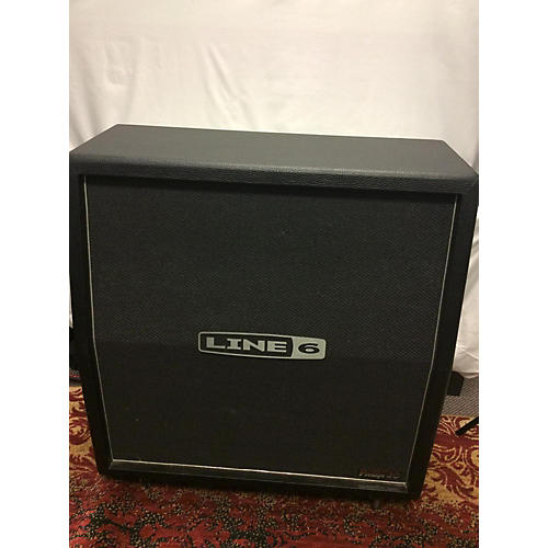 used line 6 412 vs guitar cabinet guitar center. Black Bedroom Furniture Sets. Home Design Ideas