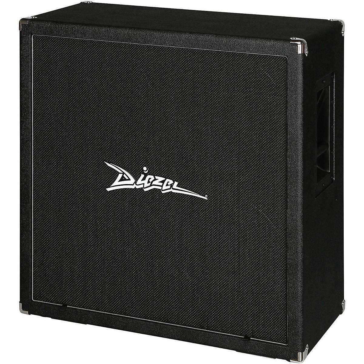 Diezel 412FK 400W 4x12 Front-Loaded Guitar Speaker Cabinet