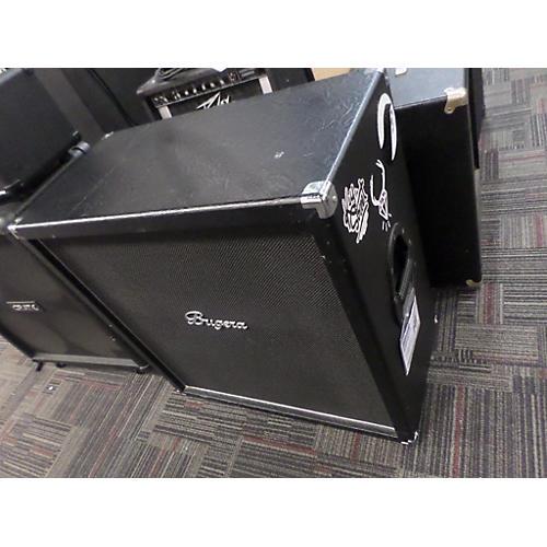 Bugera 412H-BK 200W 4x12 Guitar Cabinet