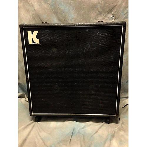 Kustom 412L Guitar Cabinet