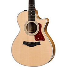 Taylor 412ce Grand Concert Acoustic-Electric Guitar