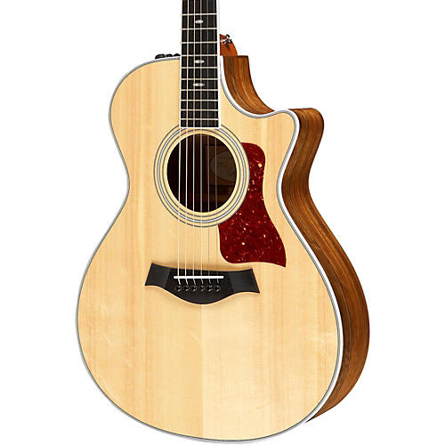 Taylor 412ce Ovangkol/Spruce Grand Concert Acoustic-Electric Guitar
