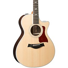 Taylor 412ce Rosewood Grand Concert Acoustic-Electric Guitar