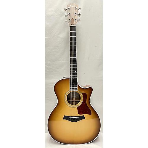 Taylor 414CE LTD ROADSHOW Acoustic Electric Guitar