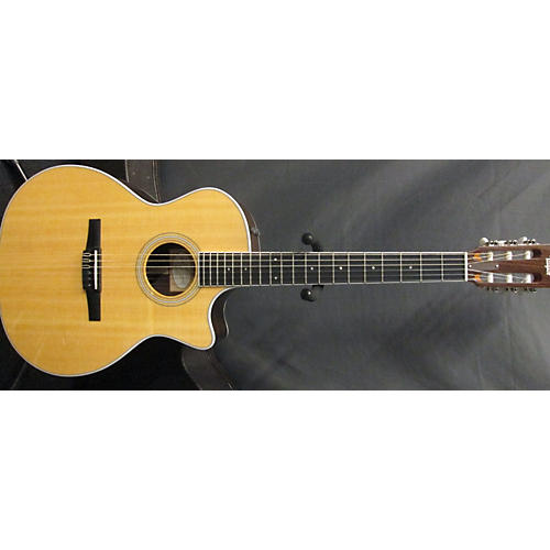 Taylor 414CEN Classical Acoustic Electric Guitar