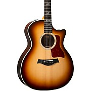 414ce V-Class Special Edition Grand Auditorium Acoustic-Electric Guitar Shaded Edge Burst