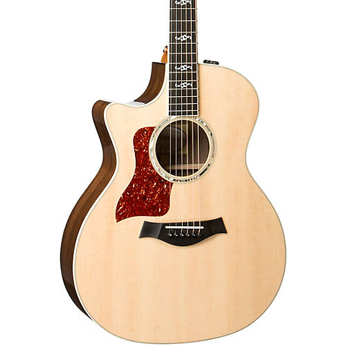Taylor 414ce V-Class Special Edition Grand Auditorium Left-Handed Acoustic-Electric Guitar