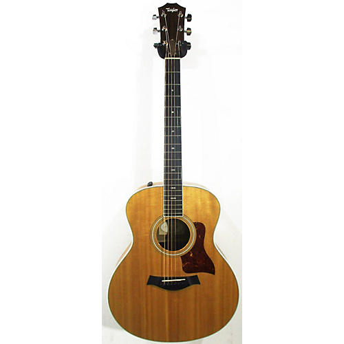 used taylor 416e acoustic electric guitar natural guitar center. Black Bedroom Furniture Sets. Home Design Ideas