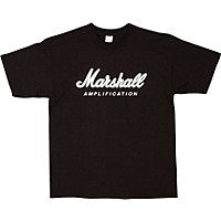 Marshall Logo T-Shirt Black Large
