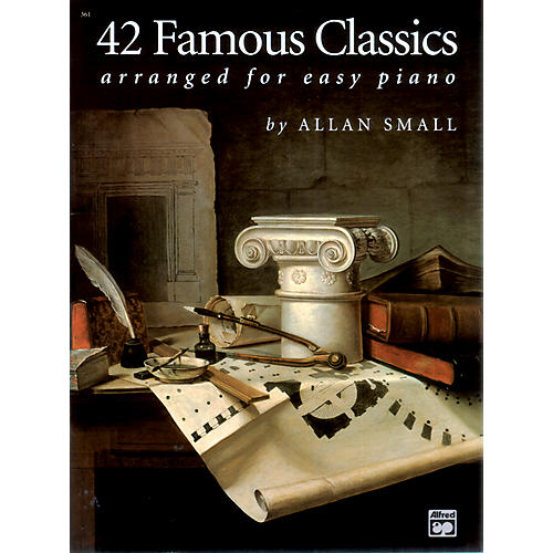 Alfred 42 Famous Classics for Easy Piano