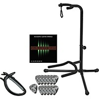 Gear One Acoustic Guitar Garage Band Accessory Pack