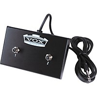 Vox Vfs-2 Dual Footswitch For Ad15/30/50/100Vt, Ad100vth, V9168r