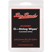 Big Bends Guitar String Wipes  ...